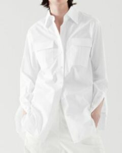 COS Regular Fit Utility Shirt