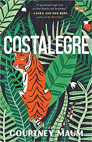 Costalegre - A fiction book for August