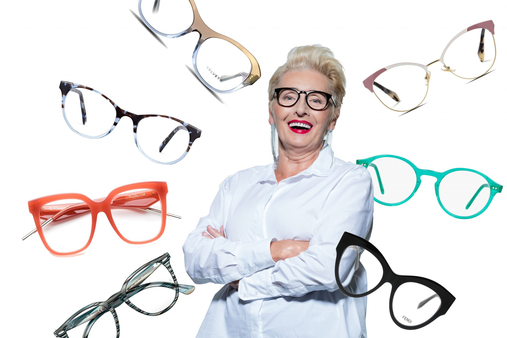 Glasses for Women Over 50