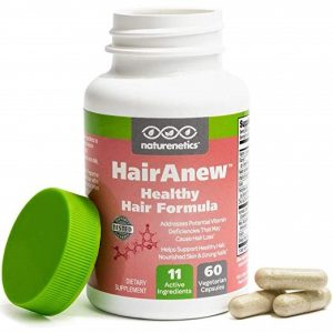 HairAnew Hair Growth Vitamins with Biotin