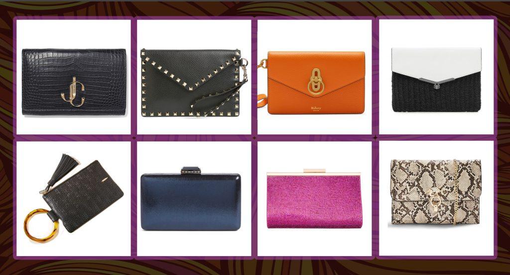 Best Handbags for Women over 50 Clutches