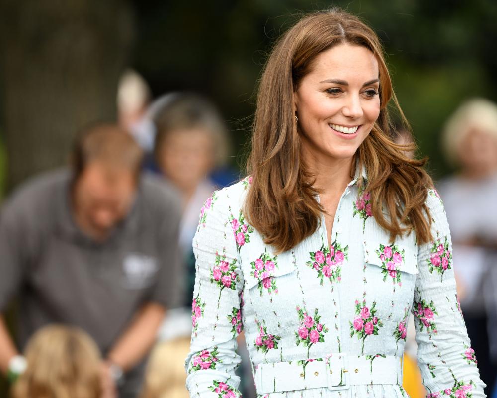 Kate Middleton Mid-length haircut