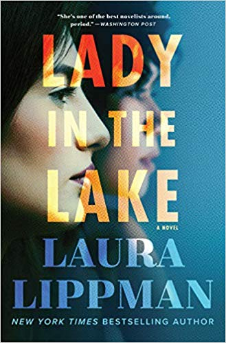 Lady in the Lake - A mystery fiction book