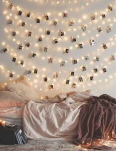 LECLSTAR Photo clip string lights