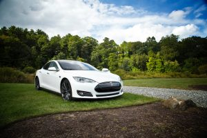 Tesla is a widely-known electric car manufacturer.