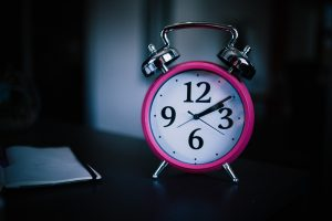 getting enough sleep is important for heart health.