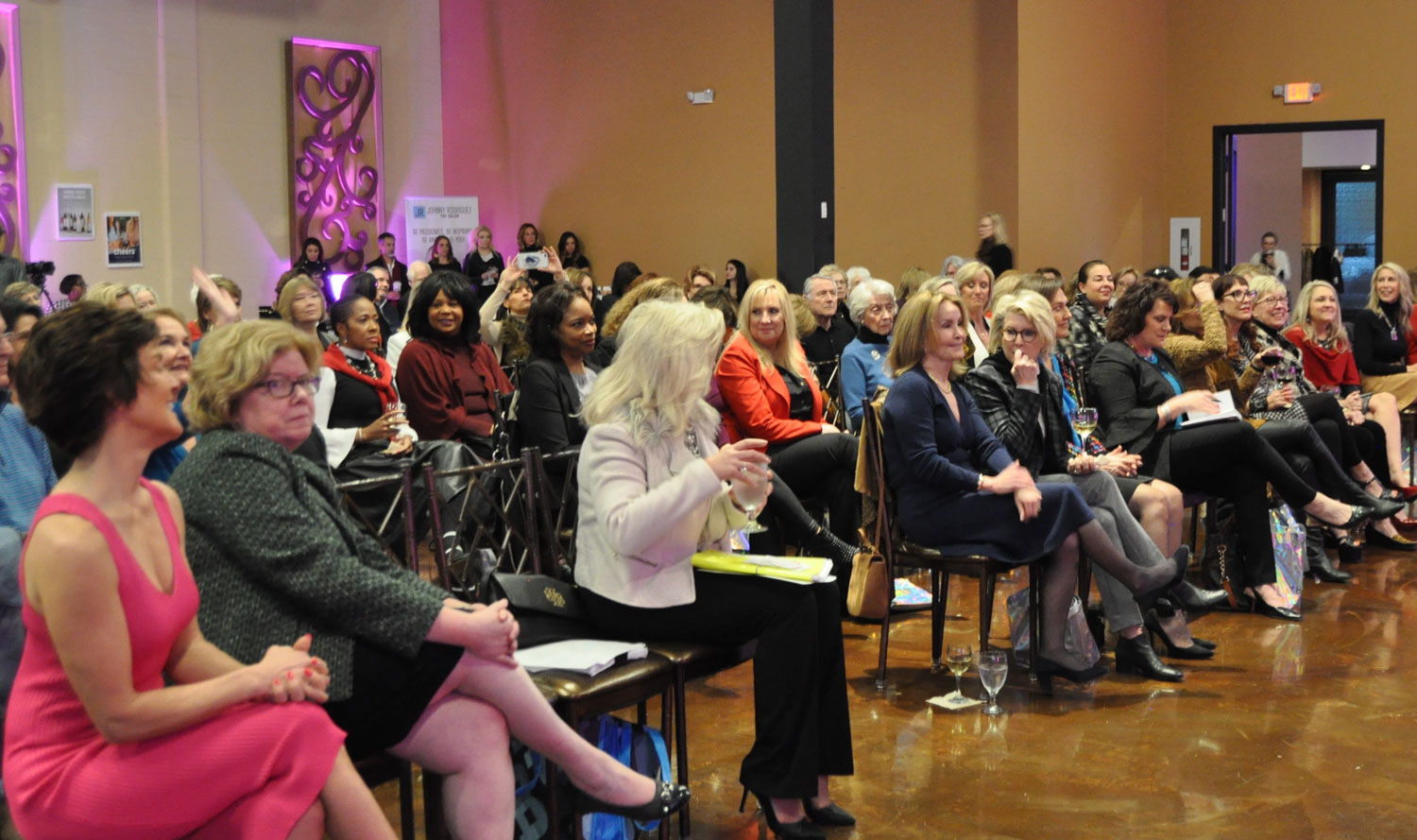Women of Prime at a Living Well Event