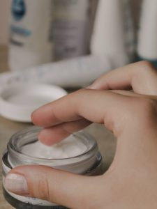 Baking soda can be used as a face mask