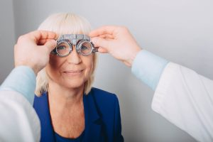 Women over 50 may need an ophthalmologist