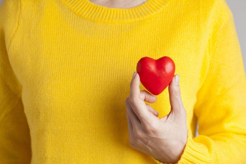 Heart disease is the number one killer of women. Heart health matters.