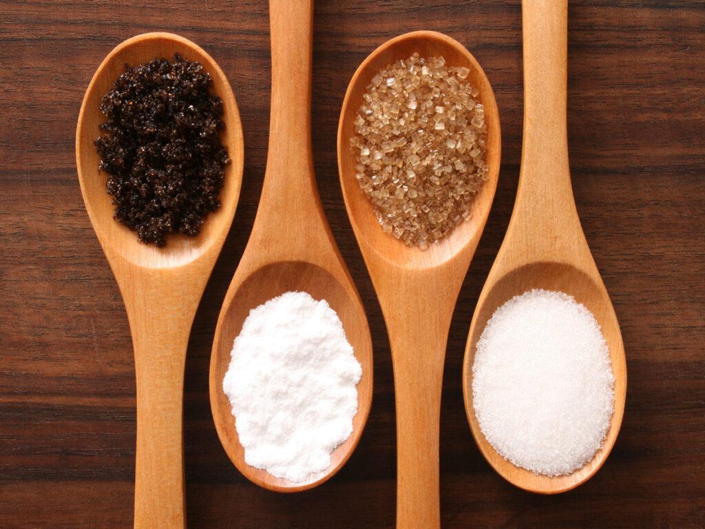 Real sugar vs sugar substitutes