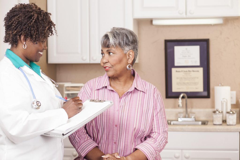 Women over 50 may need to see different doctors.