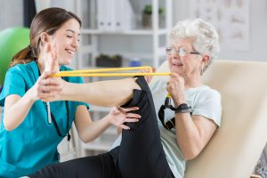 Women over 50 should check their bone density often.