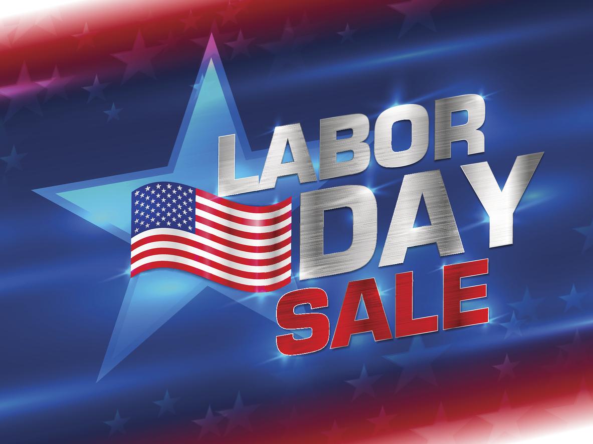 Labor Day Sales Guide