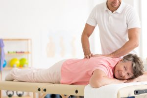 Chiropractors are one of the doctors women over 50 often see.