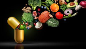 Minerals Vitamins and Micronutrients from food