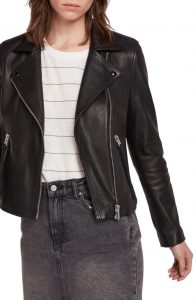 Many women find their personal style includes classic leather pieces.