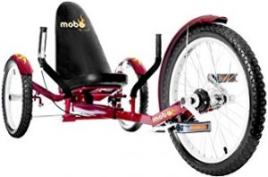 Bicycling is a great way to stay active. To lessen your chance of falling, consider a recumbent bike or tricycle.