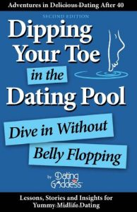 "The author got an email like the one she quotes in ""Dipping Your Toe in the Dating Pool"""