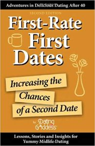 Dating over 50 advice from the Dating Goddess.