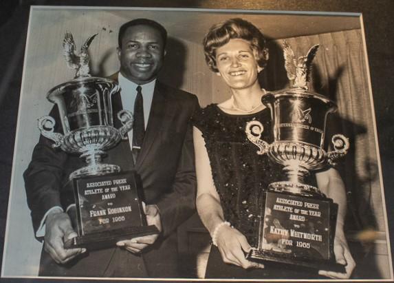 Kathy Whitworth golf legend