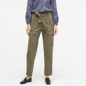 Military-style pants