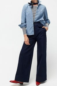 Does your personal style include a classic denim shirt? Finding out is half the fun.