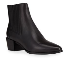 Rag and Bone Rover Leather Ankle Booties