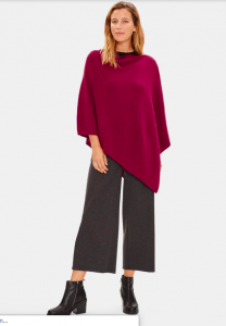 Eileen Fisher is known for their classy relaxed fits