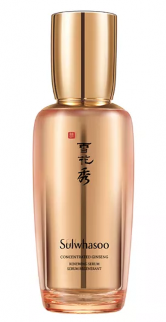 korean beauty tip - ginseng in your skincare