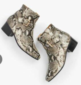 Talbots Dakota Ankle Boots