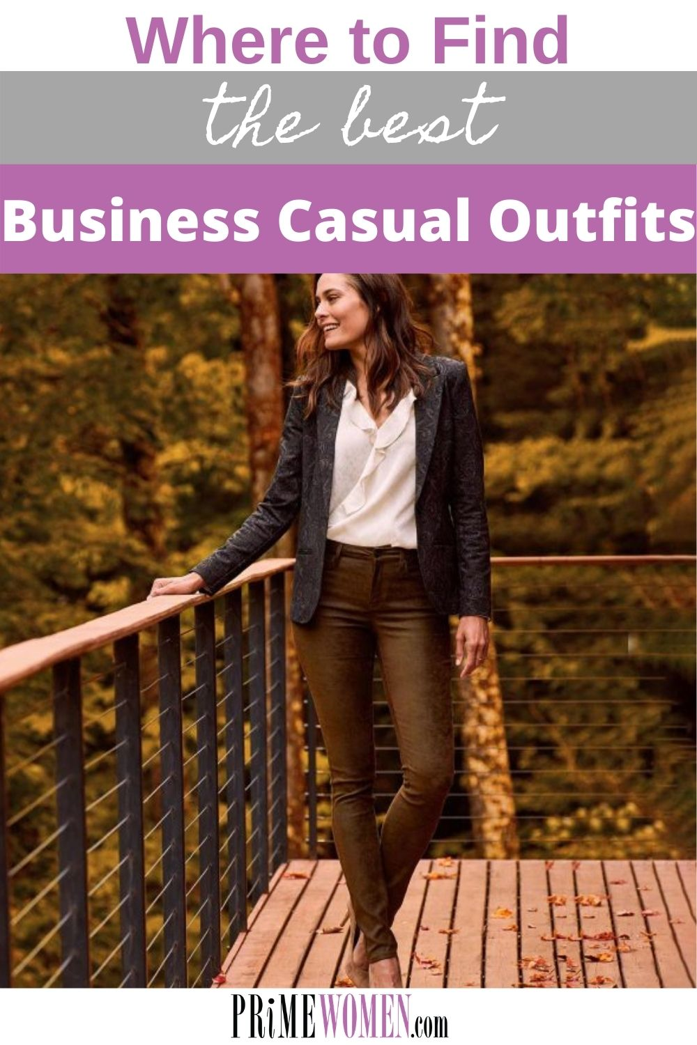 Where to find the best business casual outfits