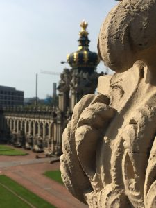 On a visit to Dresden, make time to see the Zwinger.