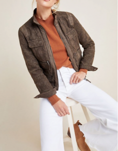 Aviator jackets offer a lot of versatility to how you wear leather.