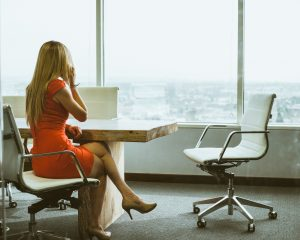Not planning your sales calls is a sales mistake many women make.