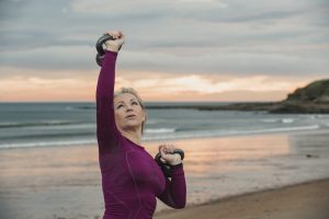 Exercise is another component to reversing osteoporosis.