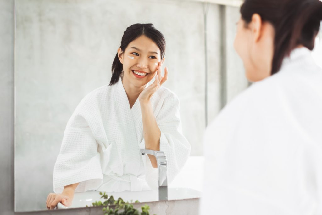Korean skin-care routines are great for anti-aging