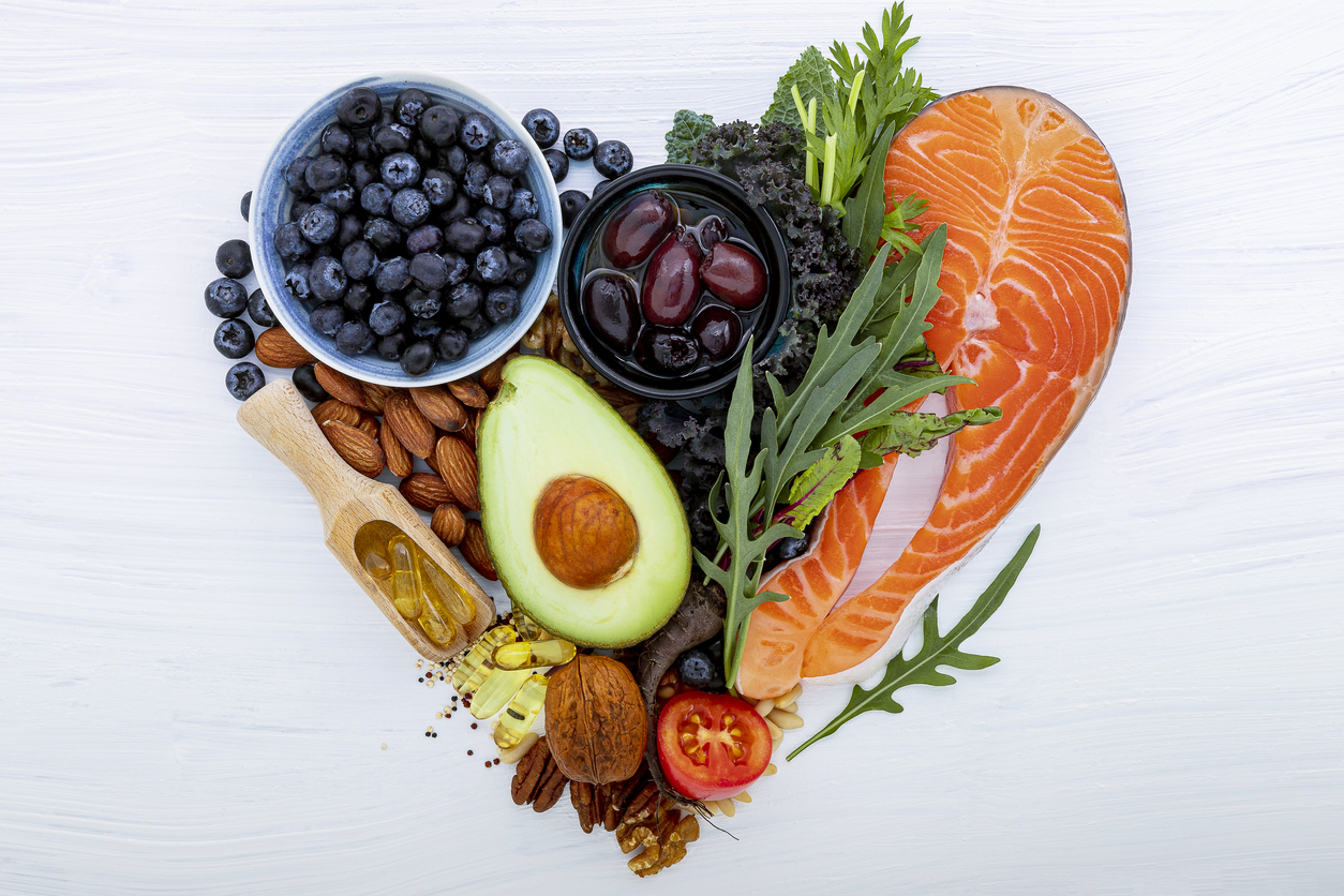 Healthy fats to lose weight