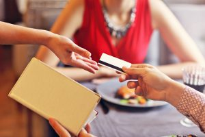 If your date wants to pay for a date --let him.