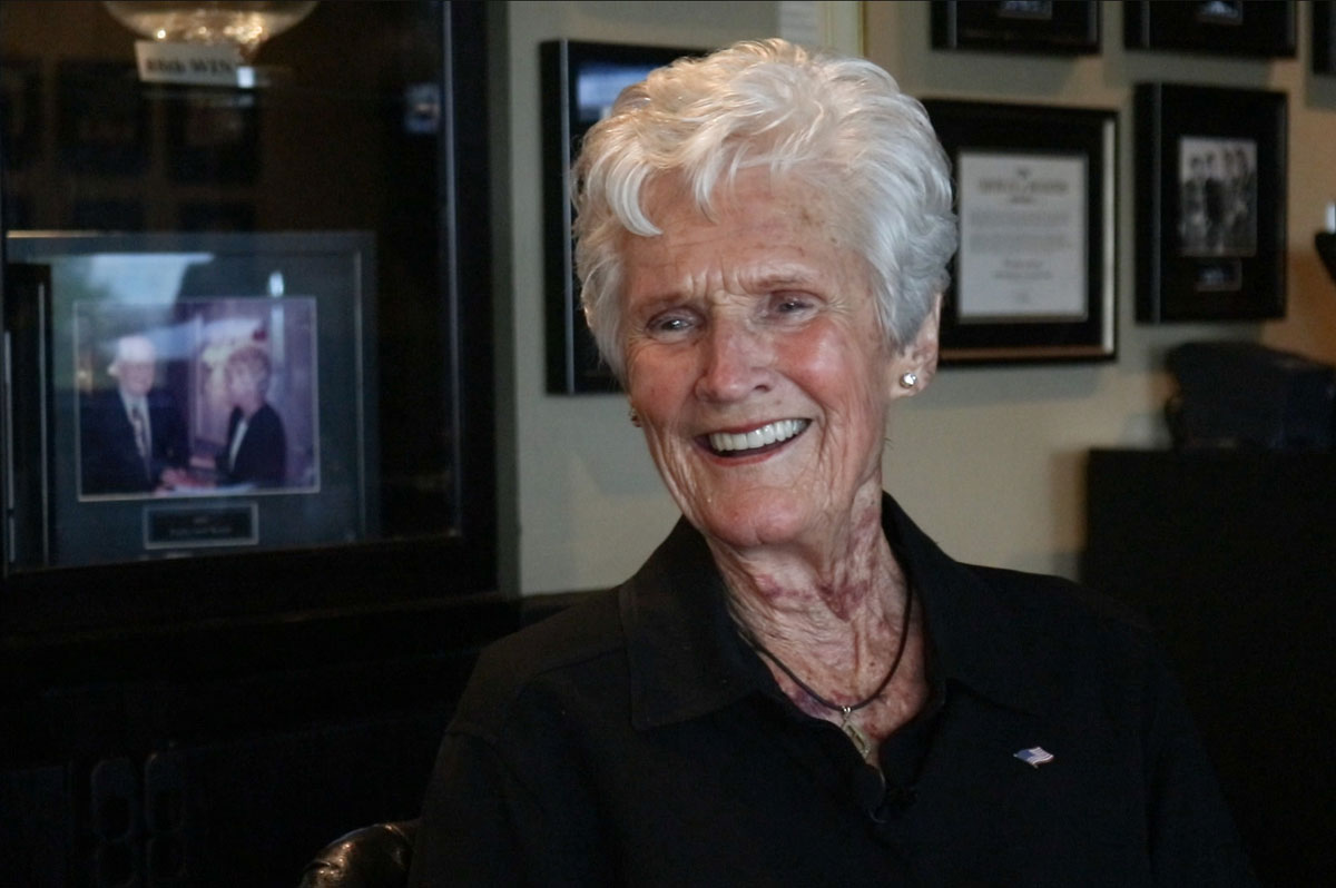 Kathy Whitworth World Golf Hall of Famer