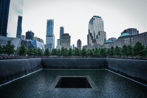 Survivors of 9/11 and those who lost loved ones in the attacks were diagnosed with PTSD.