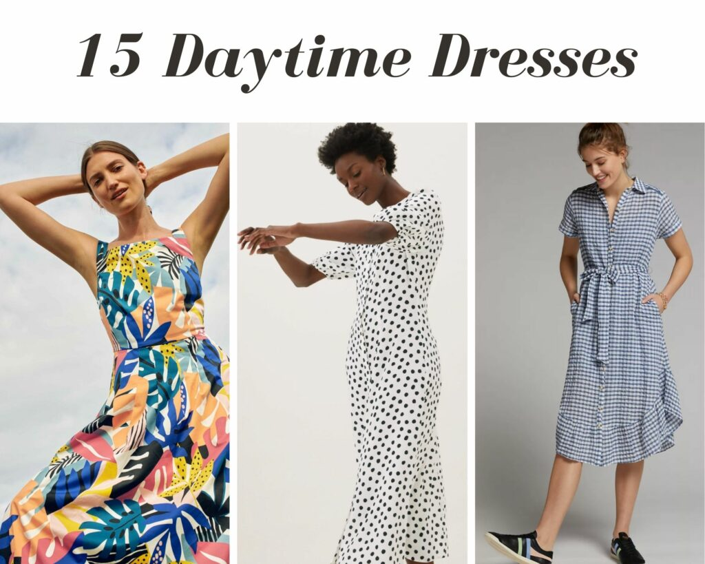 15 Gorgeous Day Dresses