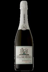 2017 Sella & Mosca Torbato Spumante Brut Alghero Sardinia
