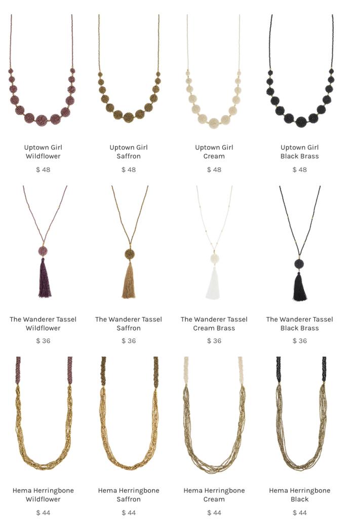 Aid Through Trade Necklaces 2