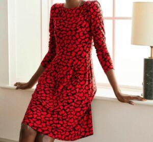 Boden Francesca Jersey Dress