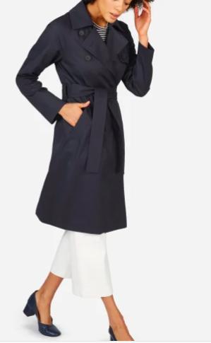 Nancy trench coat at everlane