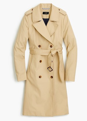 Classic Trench Coat Fashion at a reasonable price