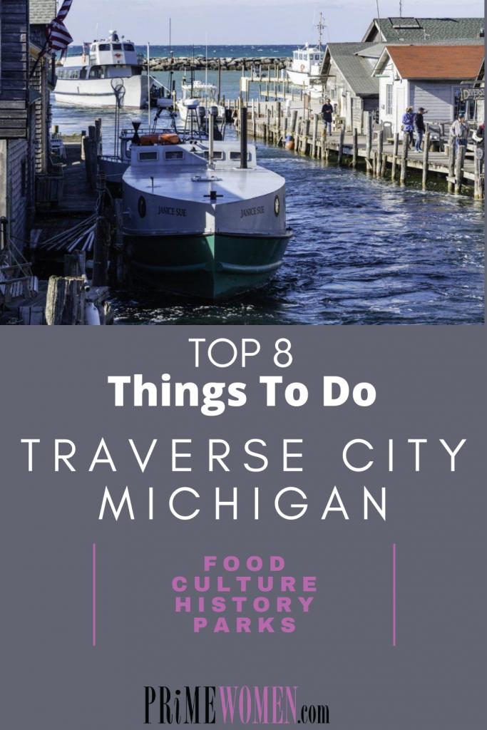TOP 5 THINGS TO DO Traverse City, MICHIGAN