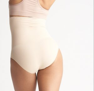High waisted shaping brief by Yummie with level 4 compression