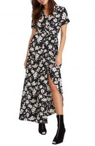 Floral is always a fun style for a maxi dress.